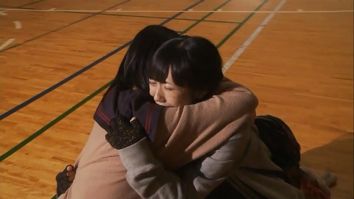 ~ Chieri ou autrement, la fille voulant devenir une étoile ! ~ 110625-majisuka-gakuen-2-ep11-mp4_snapshot_16-41_2011-06-27_17-14-59